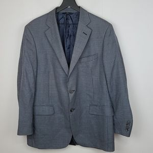 Brooks Brothers 346 Wool Houndstooth Sports Coat